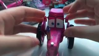 Disney Pixar cars Tank Coat Tractor