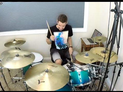 The Chainsmokers (feat. Halsey) - Closer - Drum Cover - Studio Quality (HD)