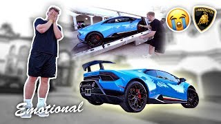 BUYING MY $350,000 DREAM CAR *emotional*