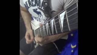 Oni Hasan - Chena Jogot (Vibe) Guitar Playthrough.
