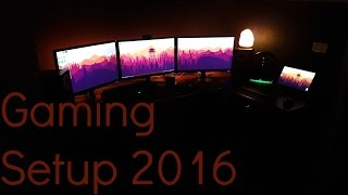Ultimate Gaming Study 2016! Finishing the Setup! Pt.2