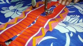 Kurti neck cutting and stitching in hindi