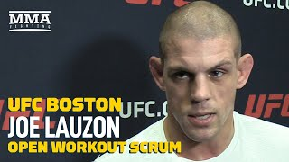 Joe Lauzon Doesn't Rule Out Final Fight at UFC on ESPN 6 - MMA Fighting