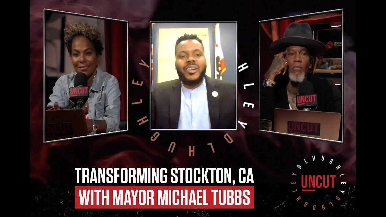 How Mayor Michael Tubbs Transformed Stockton, California | DL Uncut | LOL Network