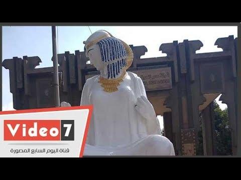 اليوم السابع :الفلاحة المصرية  خلف الستائر فى انتظار العودة بعد التشويه