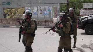مصر العربية | إصابات خلال تفريق الجيش الإسرائيلي مسيرة في بيت لحم