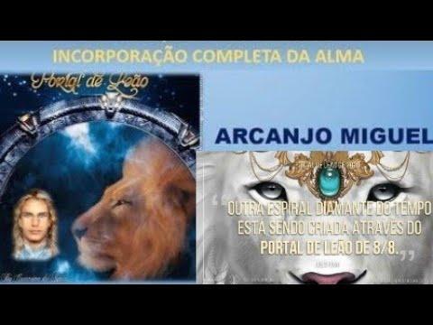 Arcanjo Miguel ,Leões Sirianos Portal 8:8 /2020