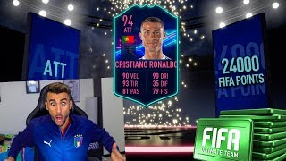 😍 24 MILA FIFA POINTS per RONALDO OTW! FINALMENTE NE HO TROVATO UNOO! | FIFA 19 ULTIMATE TEAM ITA