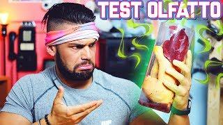 Test dell'OLFATTO - Indovina gli ingredienti! [feat. Spampinato]
