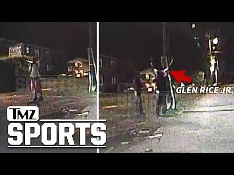 Glen Rice Jr. Arrest Video-