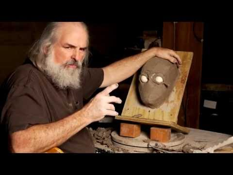 """Monster Lab #9: How to Make a Halloween Mask """"Sculpting"""""""