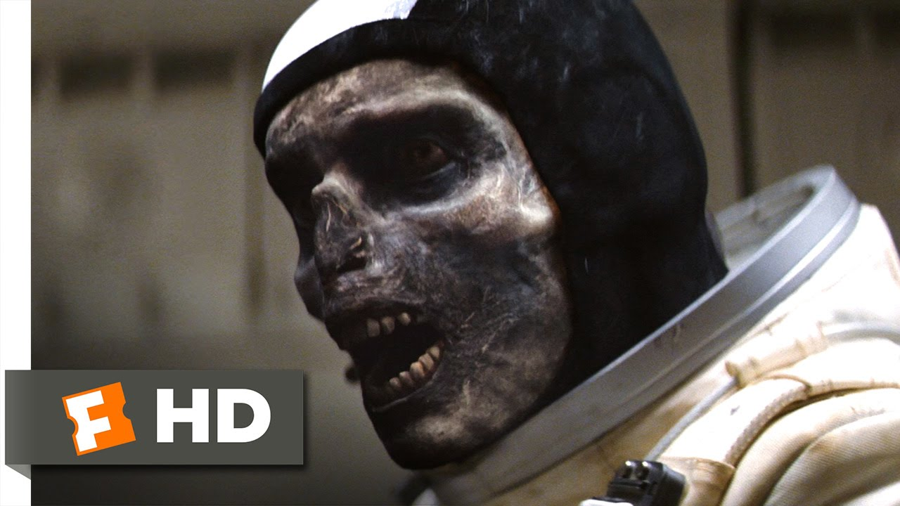 The Last Days On Mars Zombie Astronaut Scene   Movieclips