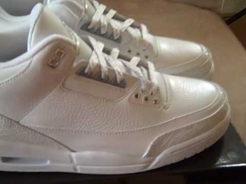 the latest d8b18 515c5 Air Jordan 3 (III) Retro - 25th Silver Anniversary
