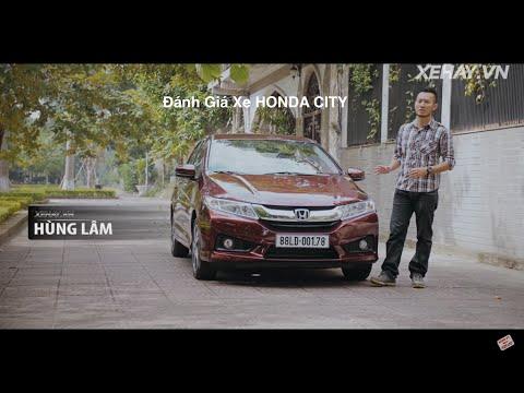 Đánh giá xe Honda City 2015 mới có đáng mua? [XEHAY.VN] l4Kl
