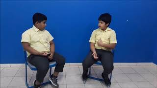 What is your Favourite Colour: An Interview by the Students of HOPE