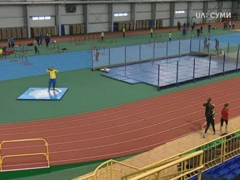 UA:СУМИ: До Сум на навчально-тренувальний збір приїхали легкоатлети збірної України