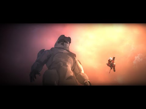 Halo Reach Trick/Glitch - The Master Chief Statue