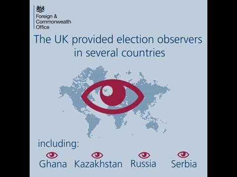 Human Rights & Democracy 2016