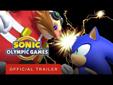 Sonic at the Olympic Games: Tokyo 2020 - Official Launch Trailer