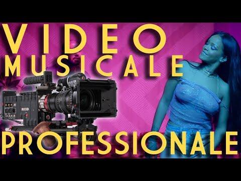 Come FARE un VIDEO MUSICALE PROFESSIONALE (w/ BACKSTAGE)