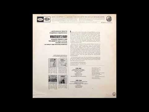 Howard Roberts  The Shadow Of Your Smile P F Webster  J Mandel