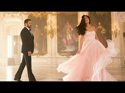 Salman Khan and Katrina Kaif look adorable...