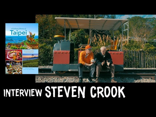 Interview with Steven Crook, co-author of the book