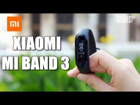 Xiaomi mi band 3 vs  Xiaomi mi band 2: is the latest fitness tracker