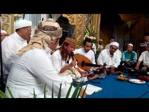Habib Bahar bin Smith Nyanyi Lagu Pantun Bersama Komunitas Arabian Musik
