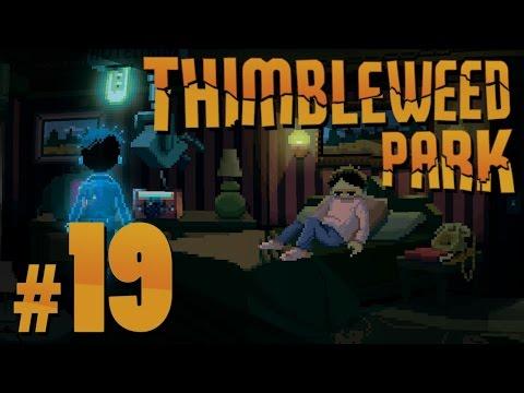 Thimbleweed Park - I-Scream Ghost Cake - PART #19