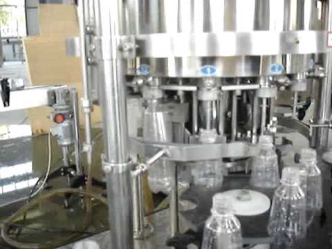Mineral water, pure water bottle manufacturing machine production line