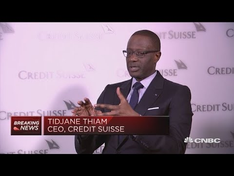 Credit Suisse CEO: We're at an inflection point | Squawk Box Europe