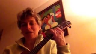 Second Hand Rose -- on ukulele