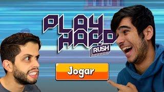 O JOGO MAIS INSANO - JOGANDO PLAYHARD RUSH!!