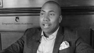 Chris Singleton Sales Academy Bio