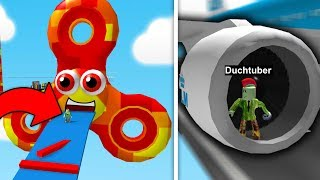 OBBY CREATED BY VIEWER! (Roblox Dutchtuber Obby)