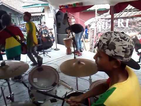Crazy Love Ska - Bintang Kehidupan feat Aulia Modus Rasta F