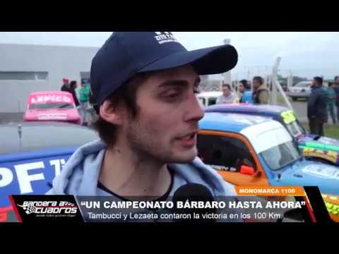 Video: Tambucci apostó por Lezaeta y acertó