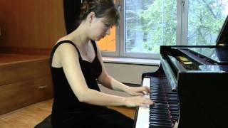 J.-S. Bach - Prelude and Fugue no. 12 in F Minor - WTC II.mov - Tanja Morozova - Alstermusiker.de