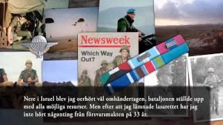 Svenskar i strid - Veteranernas historia 1943 - 2011