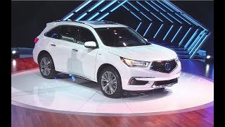 HOT NEWS!! 2019 Acura MDX Rumors Interior and Exterior - Furious Cars