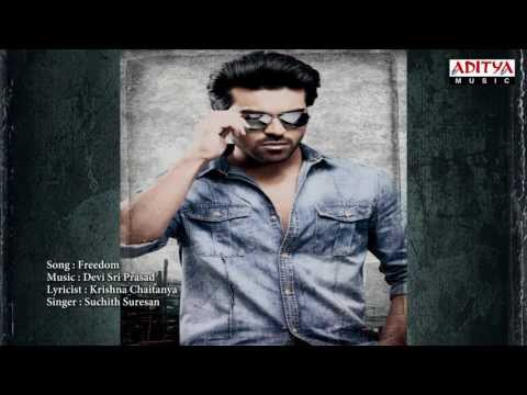 Yevadu Telugu Movie || Freedom Full Song...