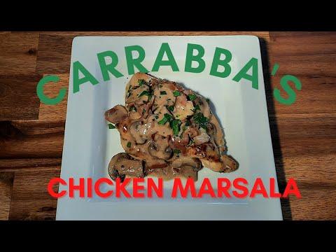 carrabba s chicken marsala