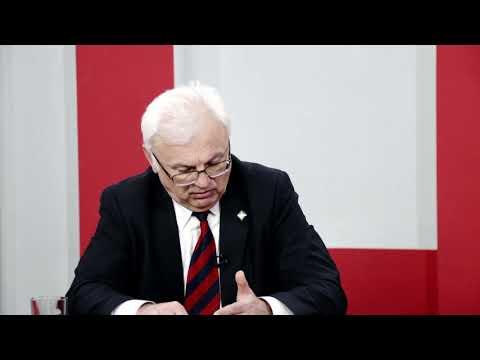 Актуальне інтерв'ю. В. Стретович про І. Смешка і його шанси на президентських виборах