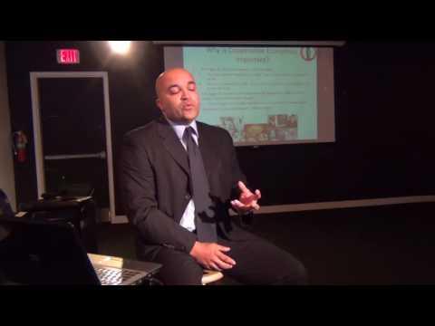 Ujamaa Cooperative Economics Presentation 2012
