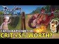 Catch BAPHOMET JR. Pet & DAMAGE TEST (CRIT +5%) | Ragnarok M Eternal Love Sea