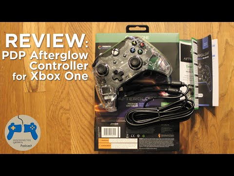 PDP Afterglow Prismatic Xbox One Controller Review