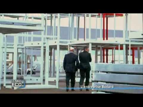 Le Mag Eco : L'entreprise Bodard  Constructions (Vendée)