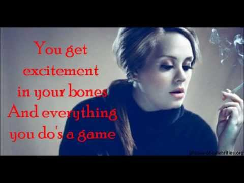 Right As Rain - Adele (Live At The Royal Albert Hall) Lyrics