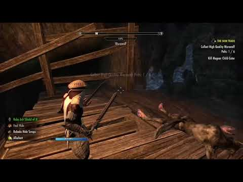 ESO: Wrothgar: Daily Quest - Argent Mine: The Skin Trade